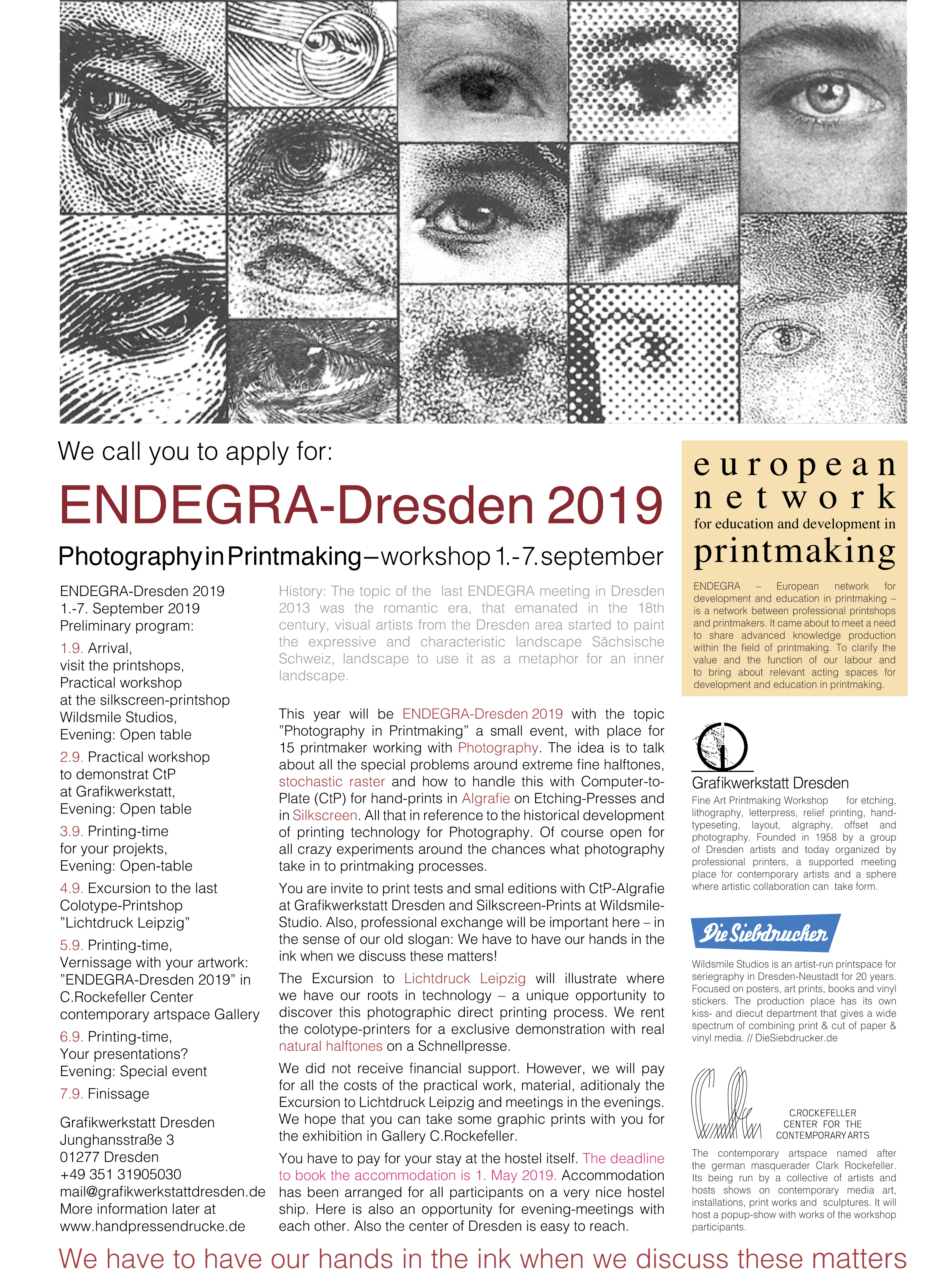 www endegra org   A network between professional print shops